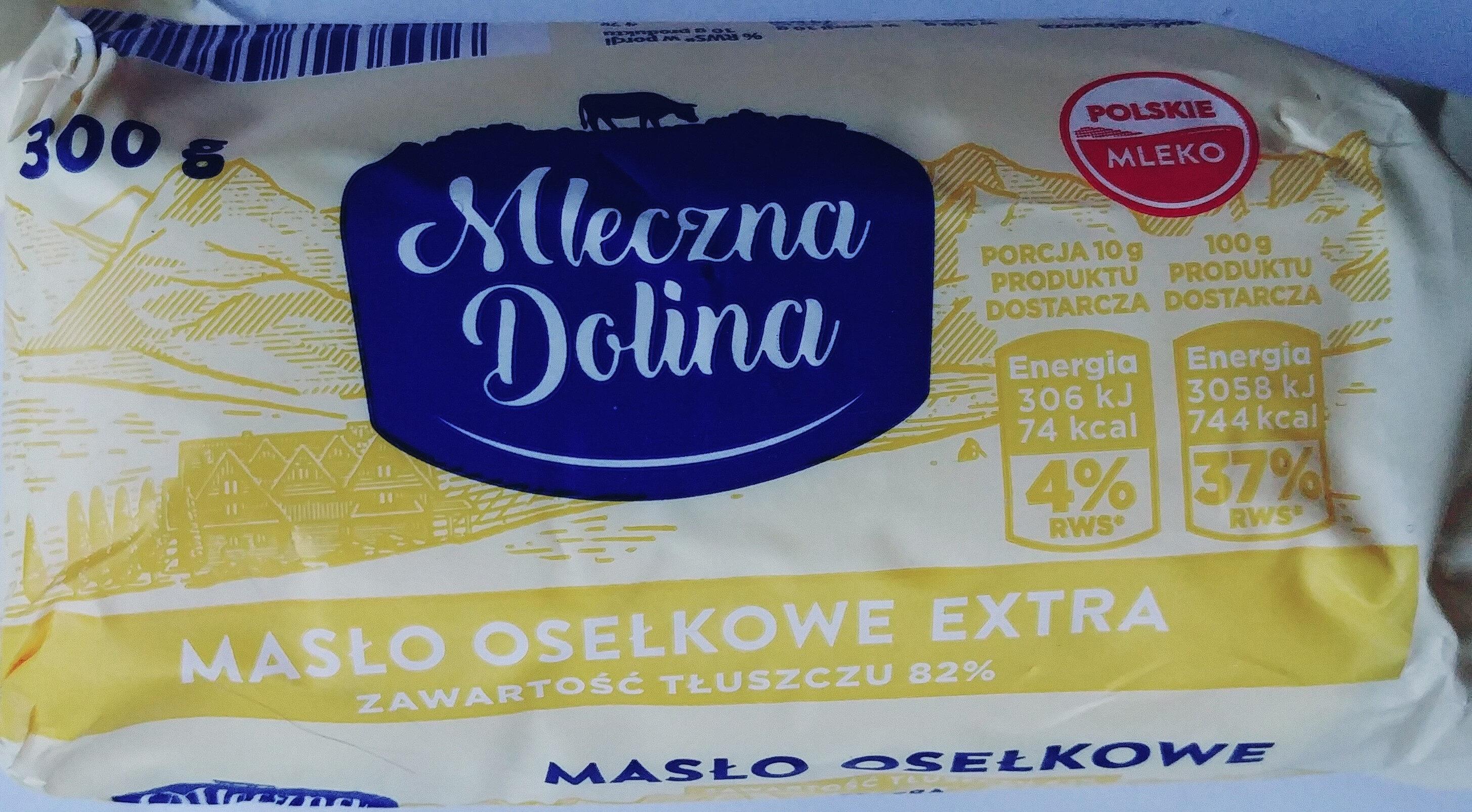 Masło osełkowe - Produkt - pl