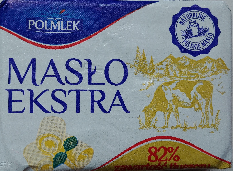 Masło ekstra - Produkt