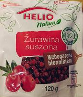 żurawina suszona - Produkt - pl