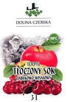 Tłoczony sok jabłkowo-wiśniowy - Product