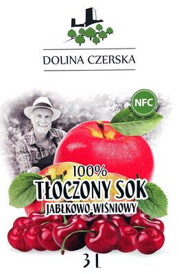 Tłoczony sok jabłkowo-wiśniowy - Produkt