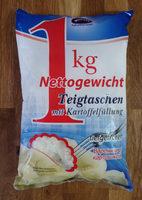Teigtaschen mit Kartoffelfüllung - Product - de