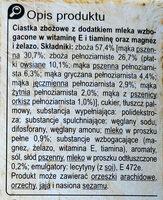 - Ingredients - pl