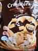 Poduszeczki zbożowe z kremem o smaku czekoladowym - Product