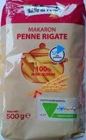 Makaron penne rigate - Produkt - pl