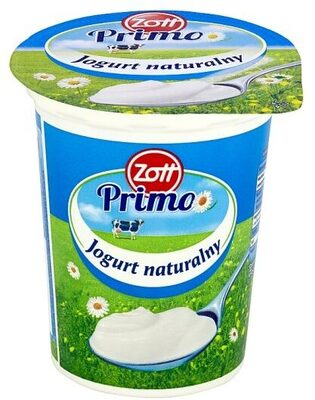 Jogurt naturalny - Producto