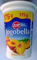 Jogurt brzoskwiniowy - Produkt