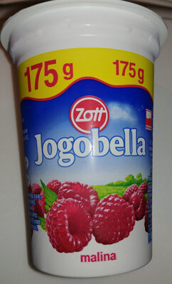 Jogurt malinowy - Produkt