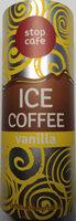 Napój kawowy na bazie pełnego mleka i śmietanki z aromatem waniliowym. - Product - en