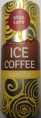 Napój kawowy na bazie pełnego mleka i śmietanki z aromatem waniliowym. - Produkt - pl