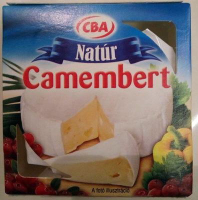Natúr camembert - Product