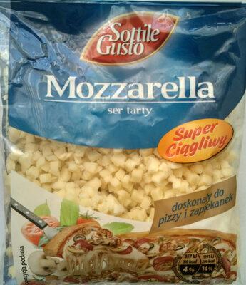 Mozarella ser tarty - Produkt