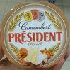 Camembert orzech - Product