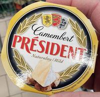 Camembert - Produktas - lt