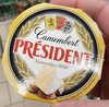 Ser Camembert pełnotłusty - Product