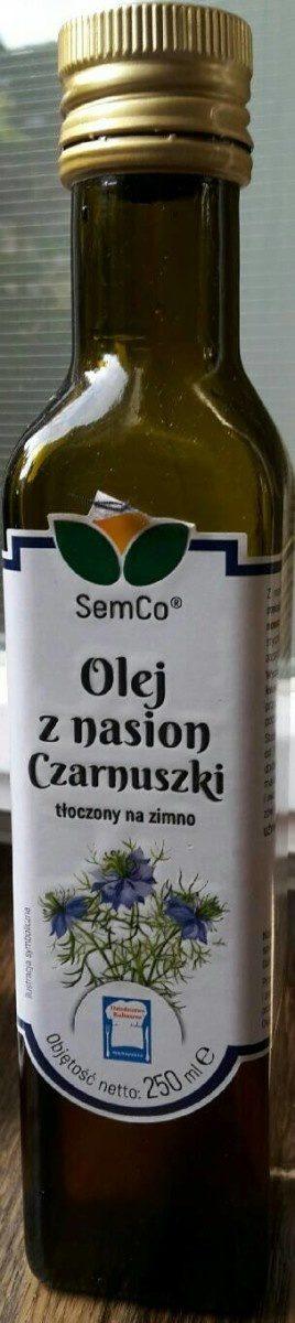 Olej z nasion czarnuszki - Produit