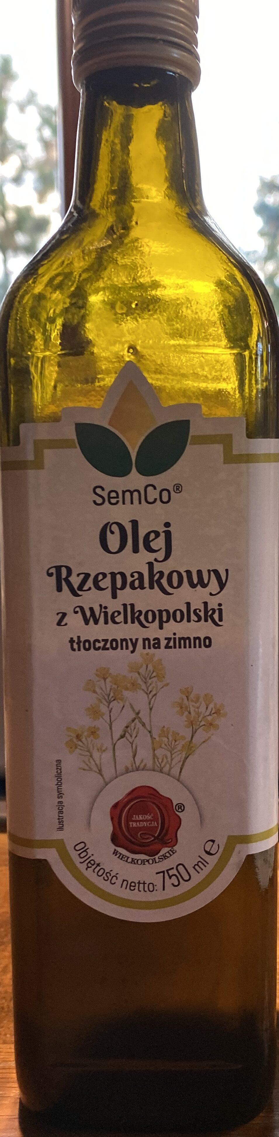 Olej rzepakowy - Product - pl