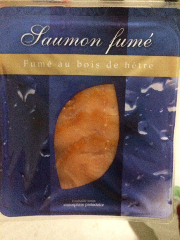 Saumon Sauvage Fumé au Bois de Hêtre - Product
