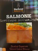 Salmone scozzese affumicato - Product - it