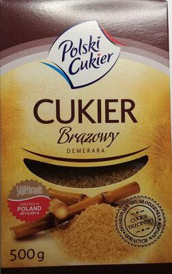 Cukier brązowy Demerera - Produkt