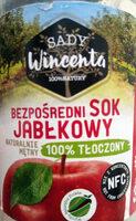 Bezpośredni Sok Jabłkowy - Produkt - pl