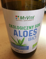 Ekologiczny Sok Aloes BIO - Produkt - pl