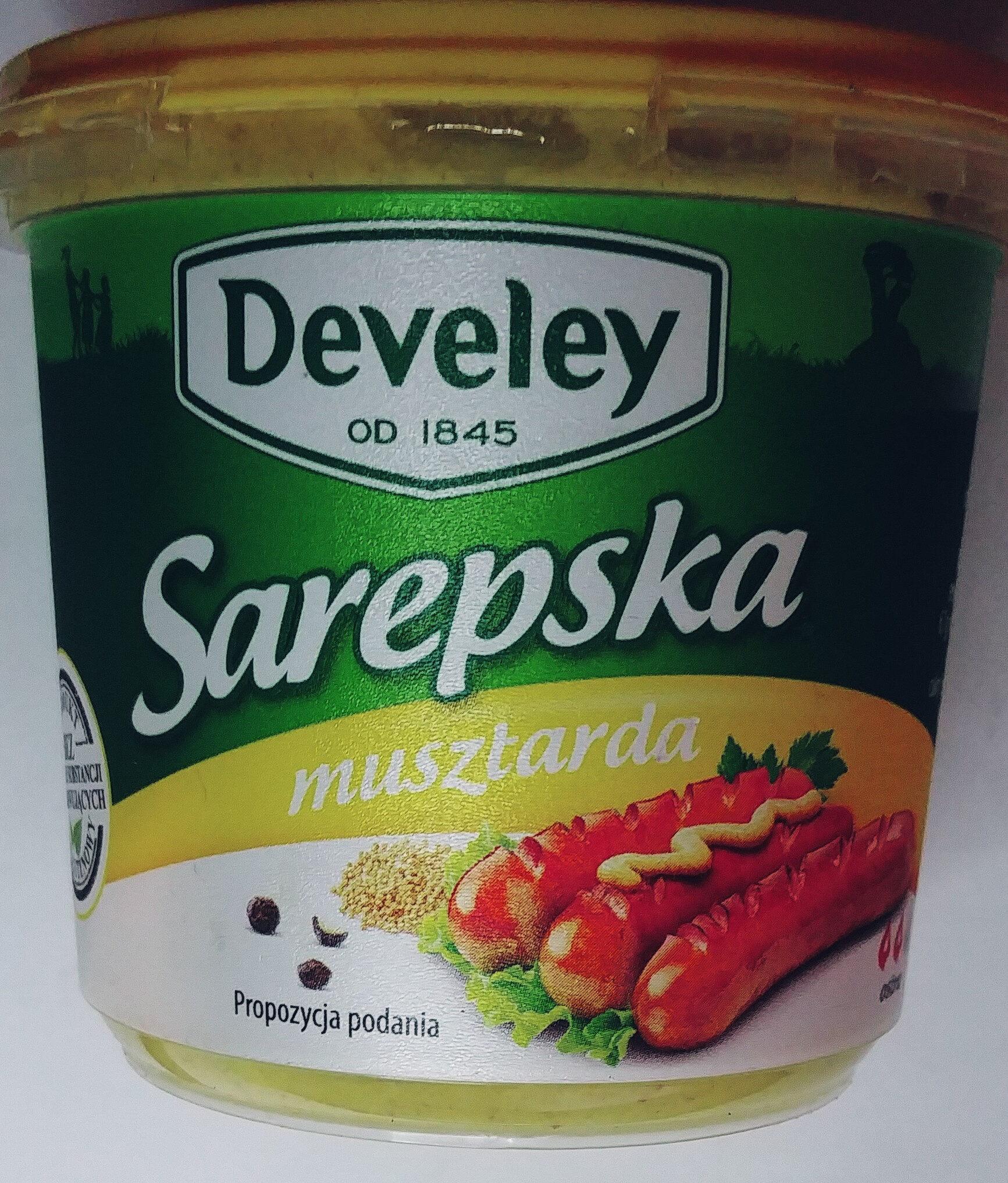 Musztarda Sarepska - Produkt