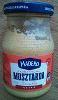 Musztarda Sarepska ostra - Produkt - pl