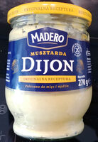 Musztarda Dijon - Produkt - pl