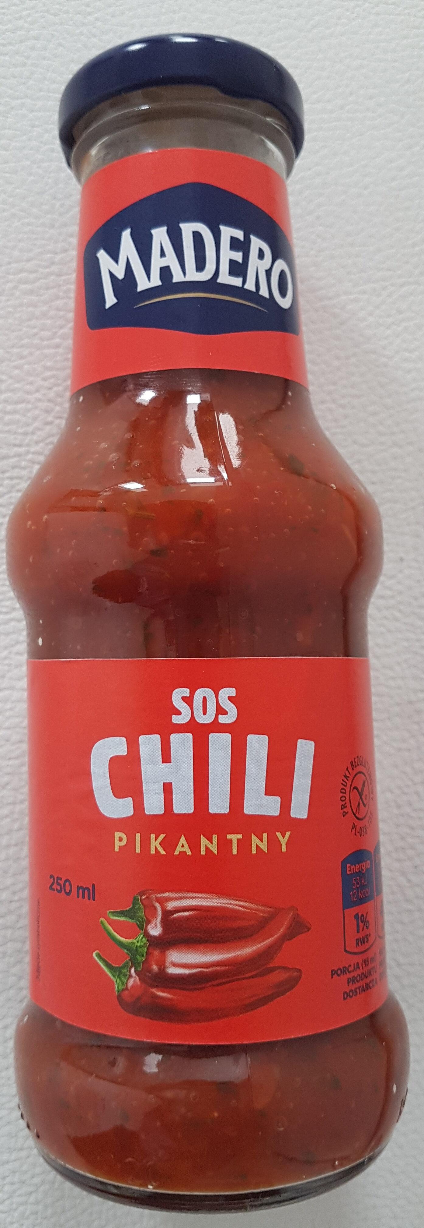 Sos chilli pikantny - Produkt - pl