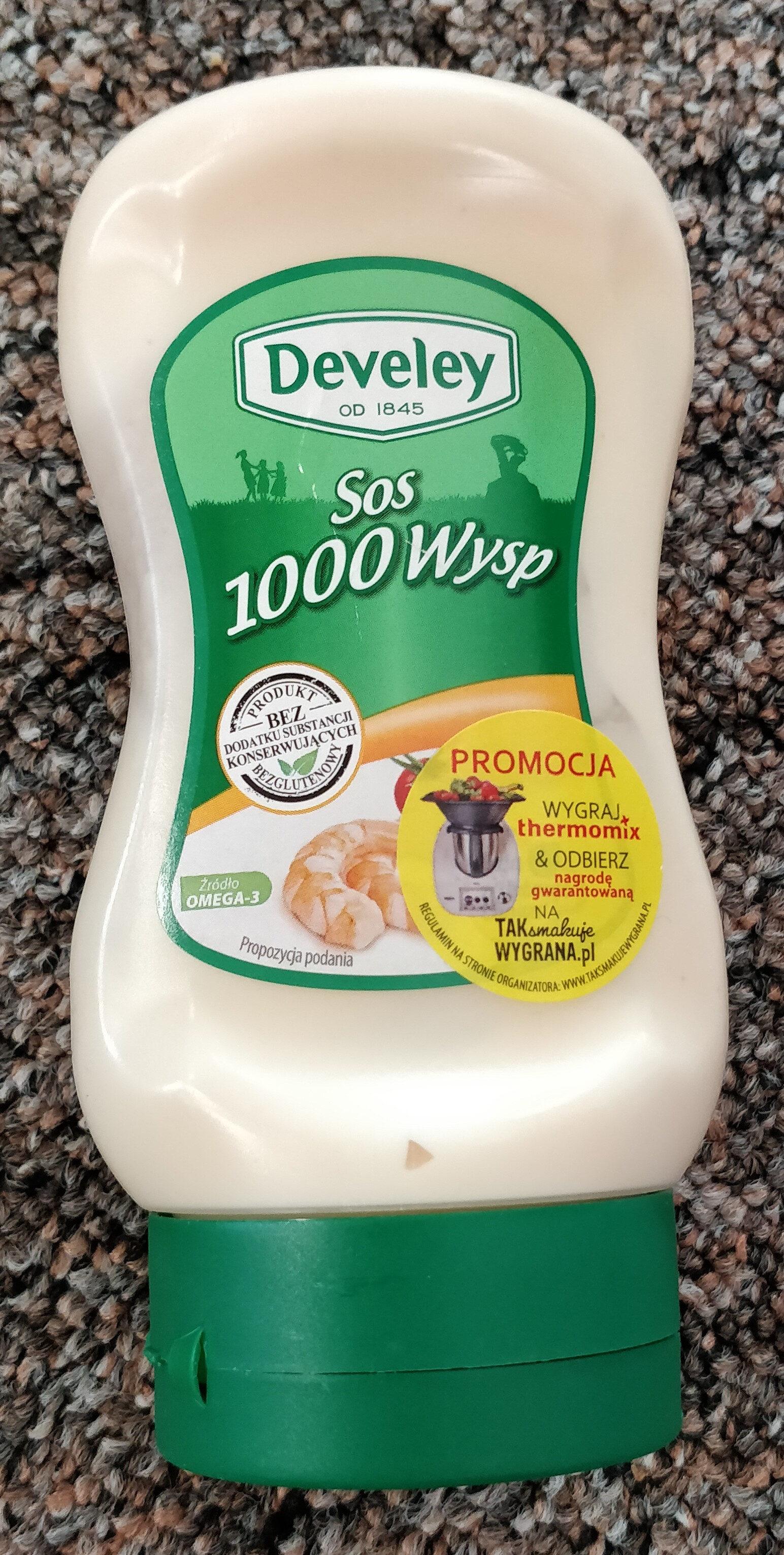 Sos 1000 Wysp - Produkt