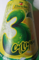 Napój gazowany o smaku cytrynowym - Produkt - pl