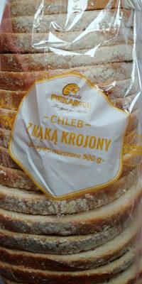 Chleb z mąką krojony - pieczywo mieszane - Produkt