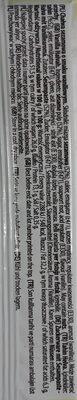 Chałwa sezamowa o smaku waniliowym - Składniki