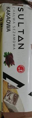 Chałwa sezamowa kakaowa - Product