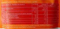 Owsianka z truskawkami - Voedingswaarden
