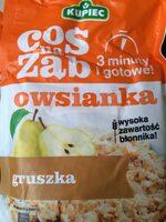 Owsianka - Produkt - pl