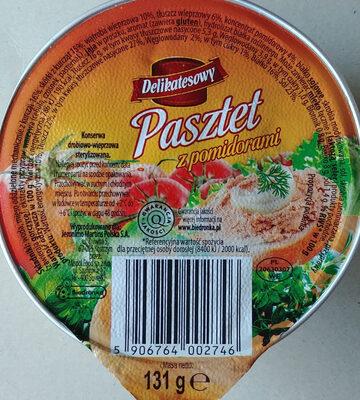 Pasztet z pomidorami - Informations nutritionnelles - pl