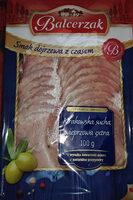 Kiełbasa krakowska sucha - Product - pl