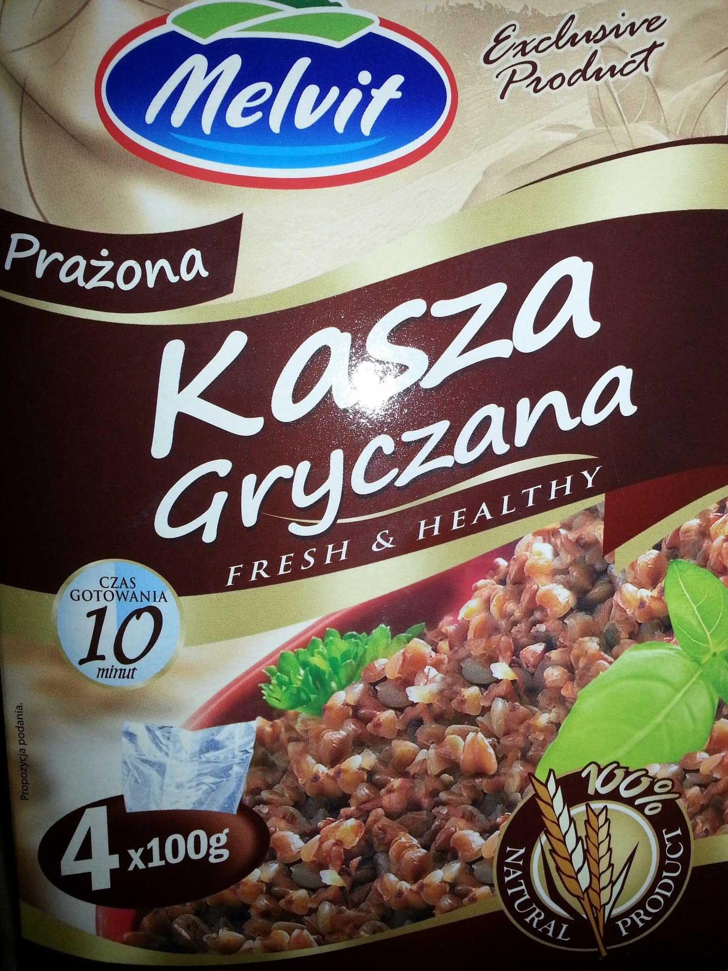 Kasza Gryczana - Produkt - en