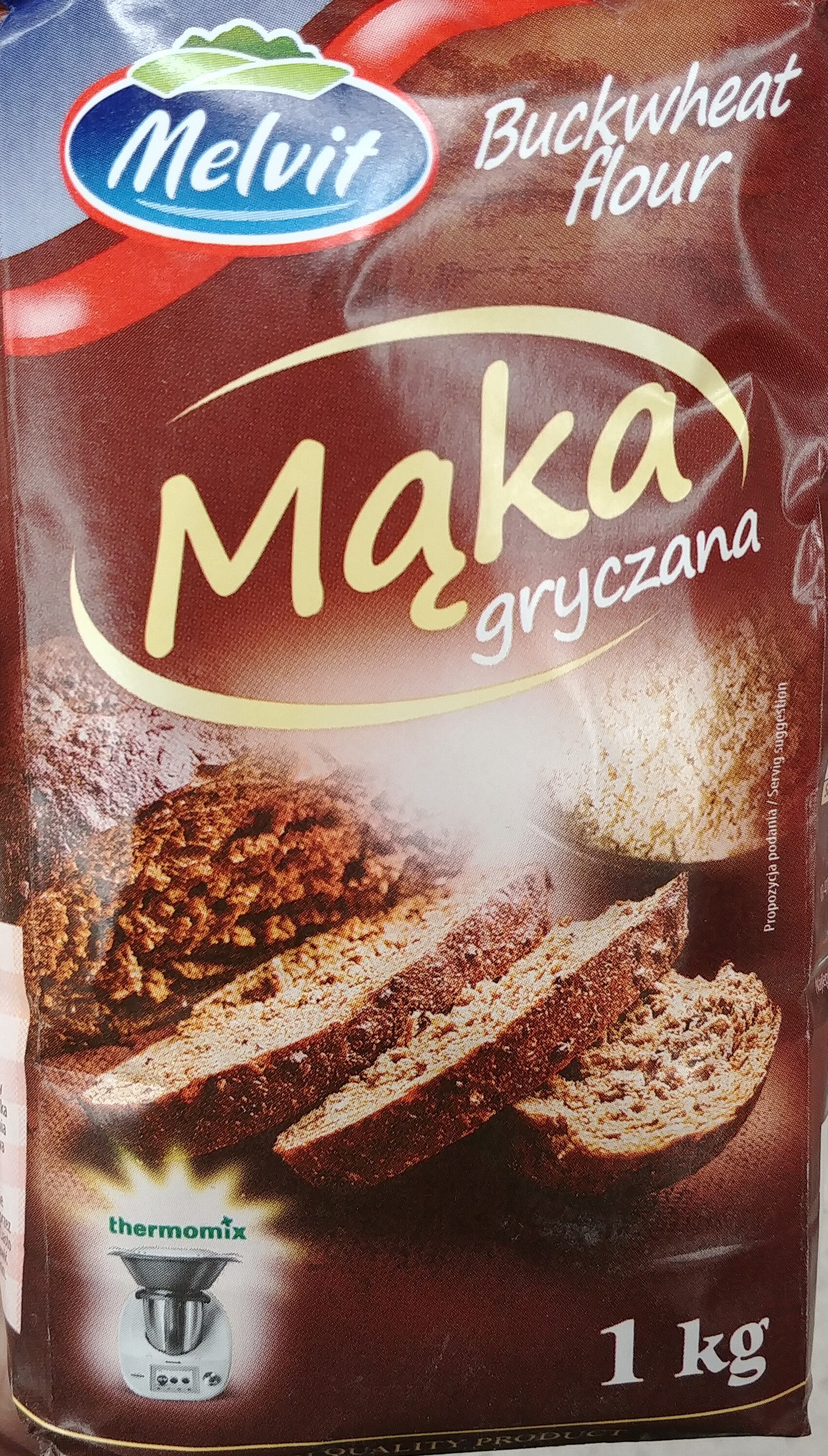 Mąka gryczana - Produit - pl