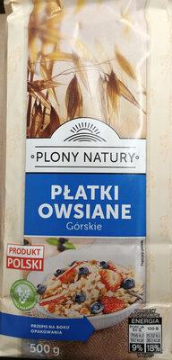Płatki owsiane Górskie - Produit - pl