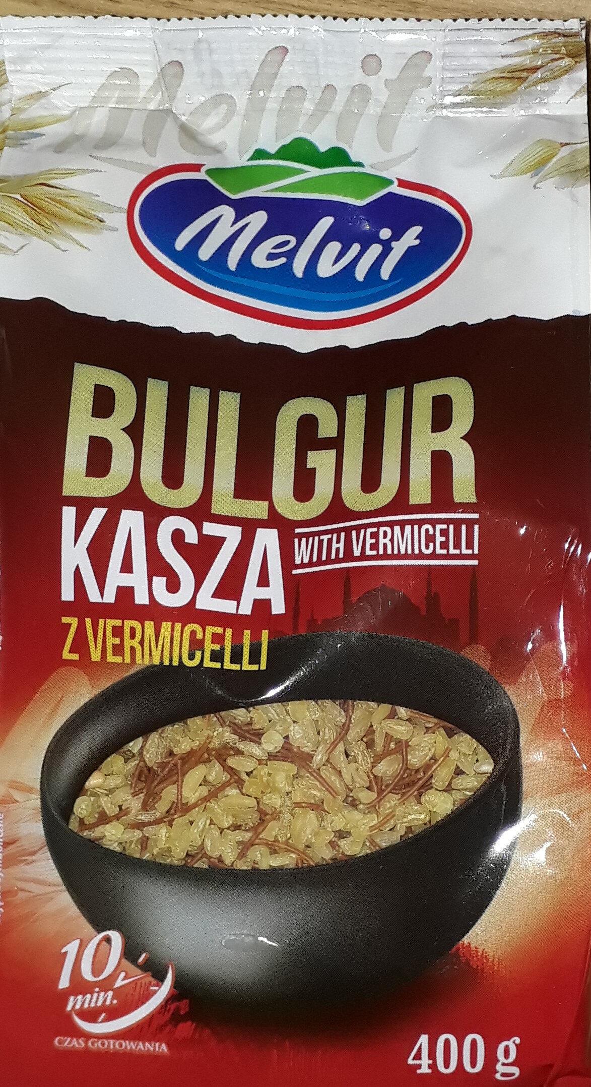 Kasza bulgur z vermicelli - Produit - pl
