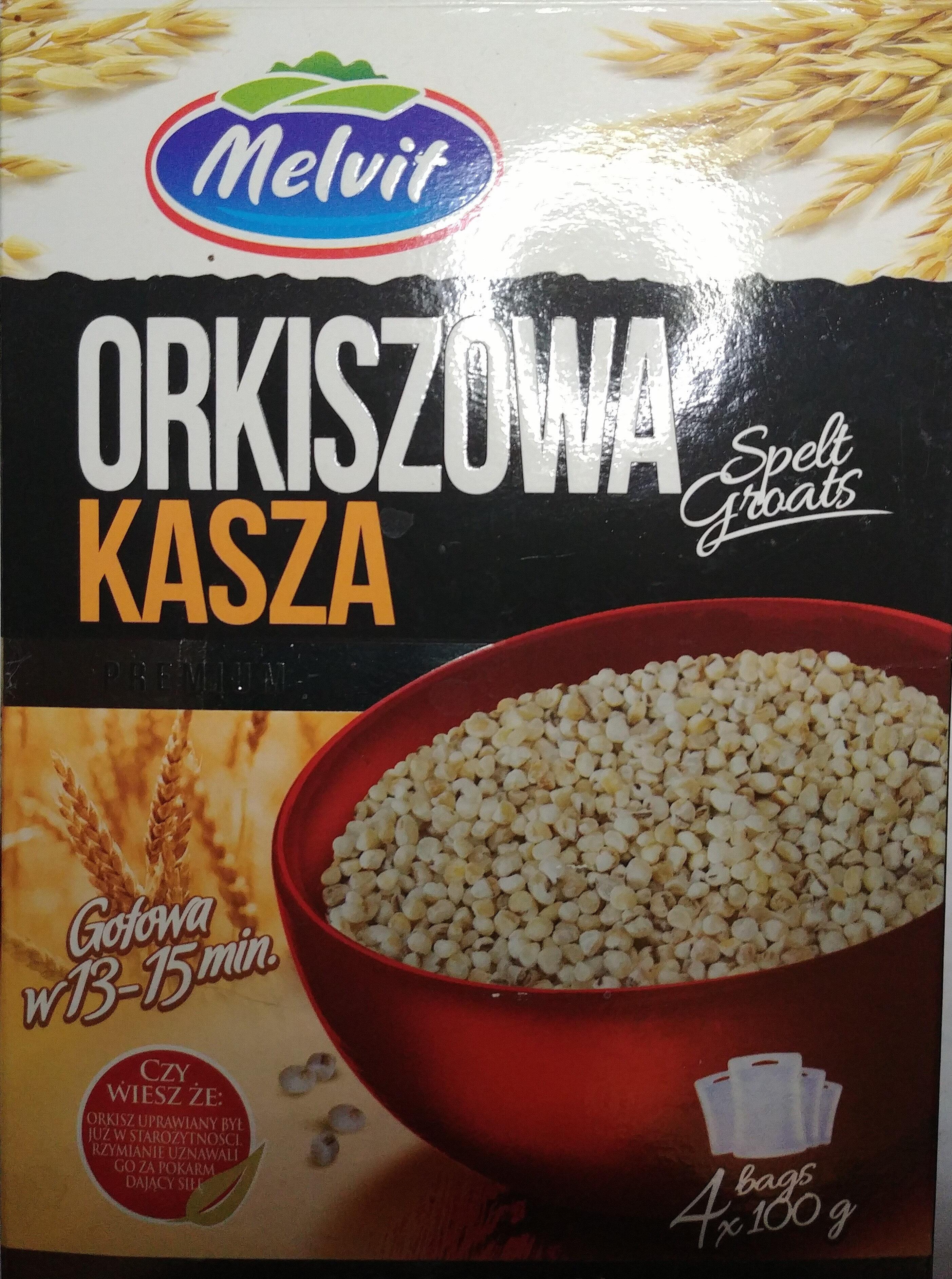 KASZA Orkiszowa Premium - Produit - pl