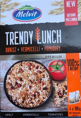 TRENDY LUNCH Premium Orkisz, Vermicelli, Pomidory - Product