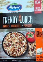 TRENDY LUNCH Premium Orkisz, Vermicelli, Pomidory - Produkt - pl