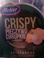 CRISPY PIECZYWO CHRUPKIE z serem i cebulką - Product