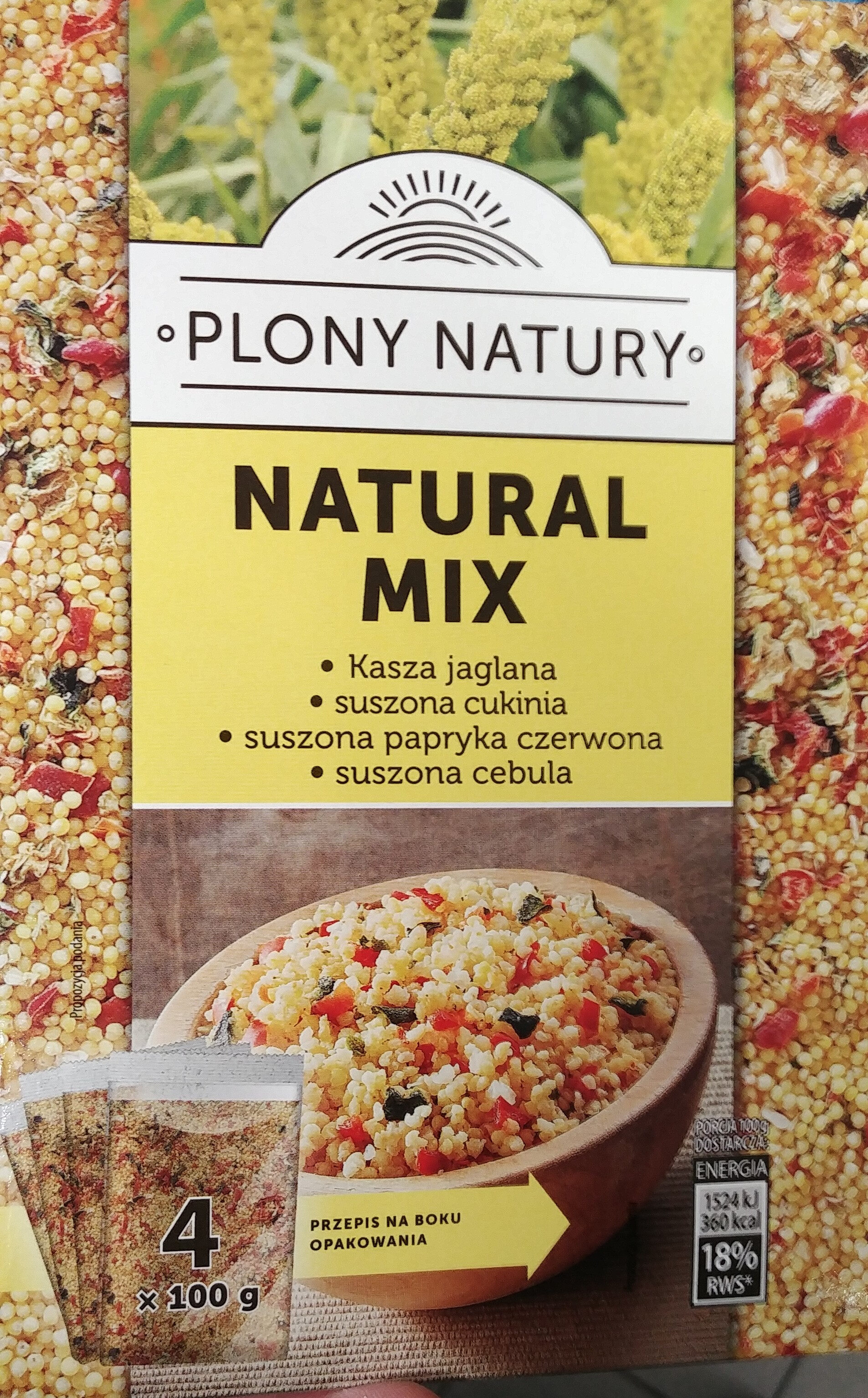 Natural Mix - Produit - pl