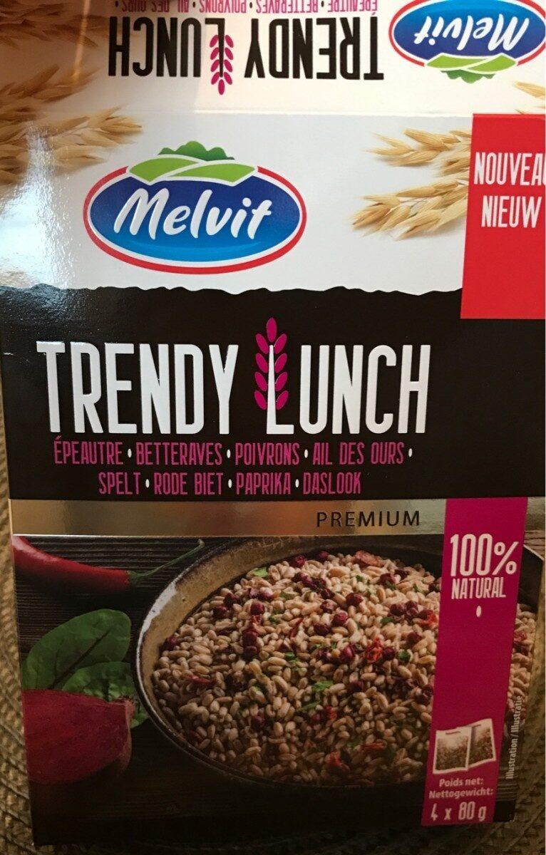 Trendy lunch - Produit - fr