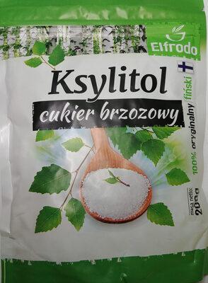 Cukier brzozowy - Produkt